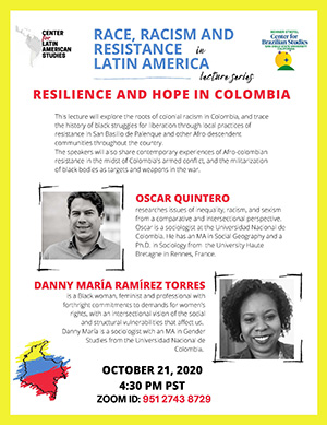 Resilience and Hope in Colombia