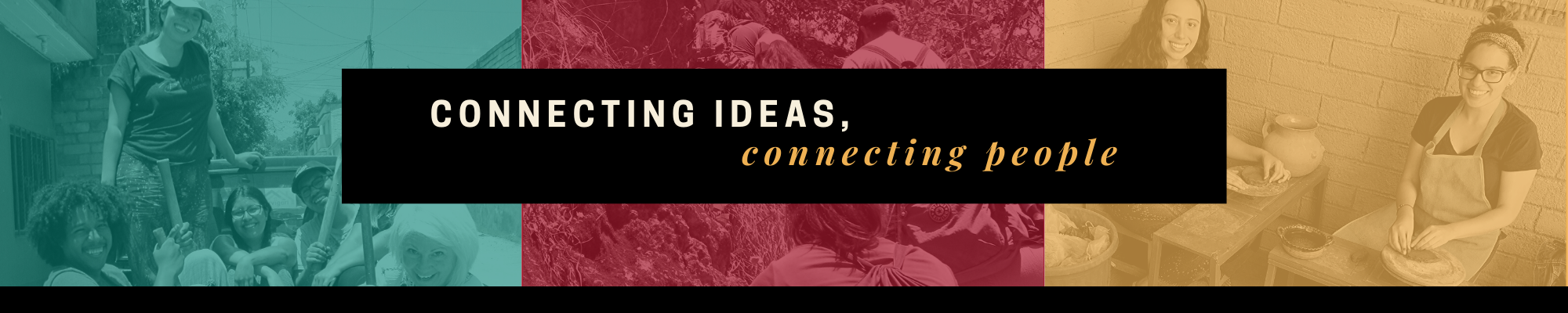 Connecting Ideas, Connecting People